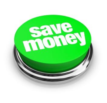 saving money on lawn care