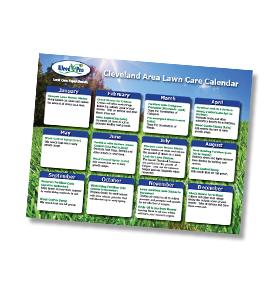 Columbus Lawn Care Calendar