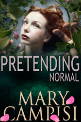 Pretending Normal Book