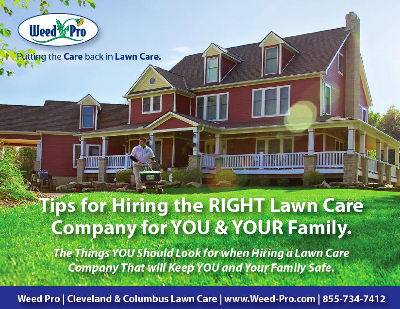 Lawn Care Company Hiring Guide