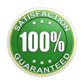 lawn care satisfaction guarantee
