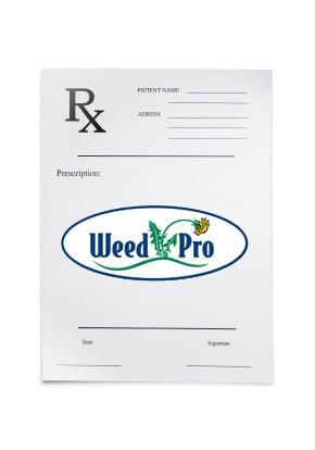lawn care prescription