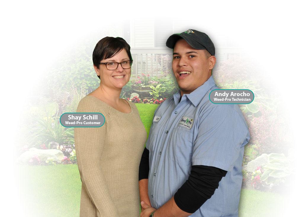 Richae S. Westlake Lawn Care Customer