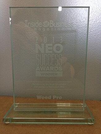 neo success award weedpro