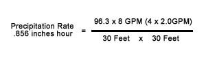 PR finished equation