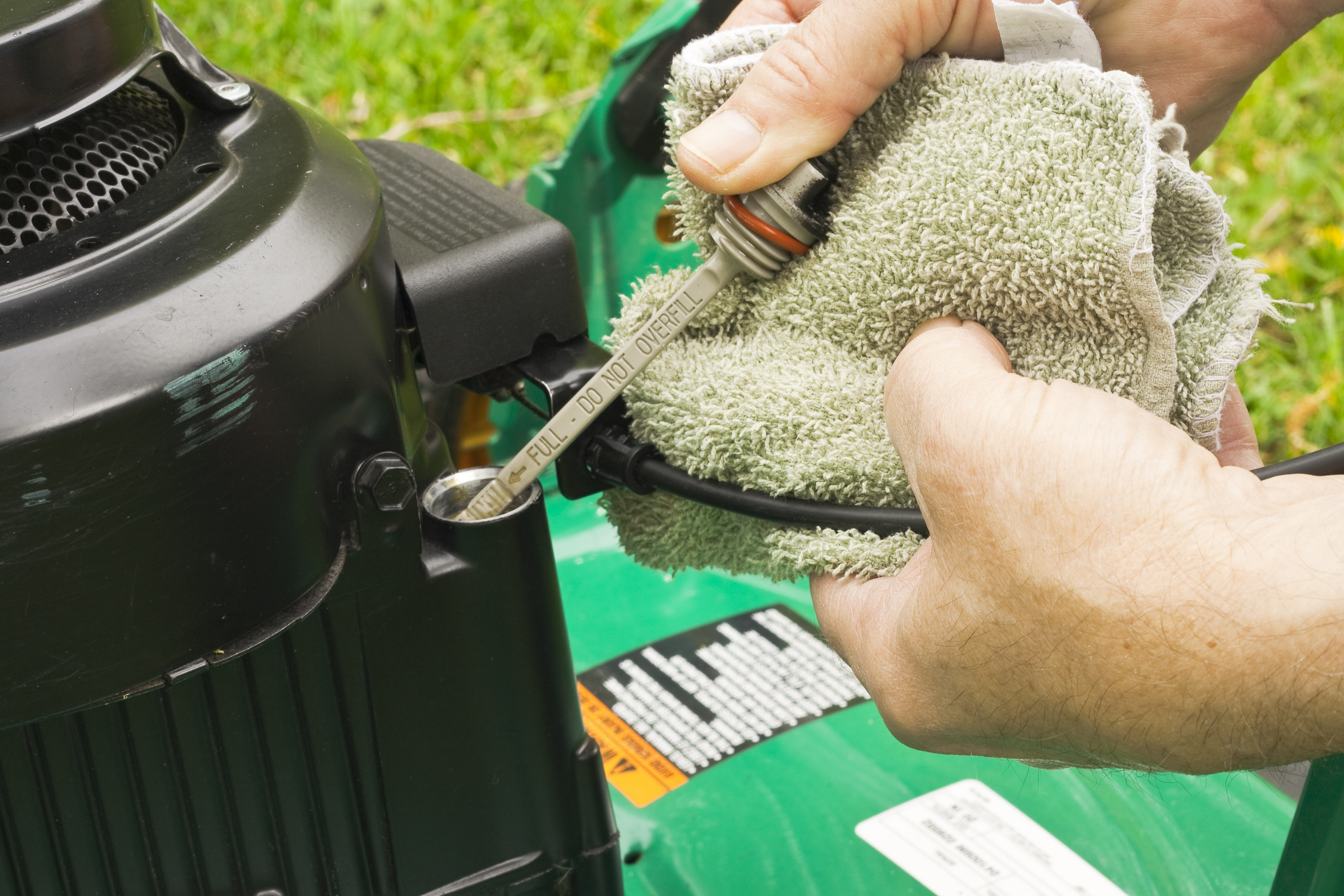 Spring Lawn Care Mower Tips